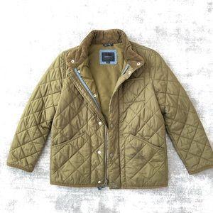 Crewcuts j. Crew boy's Sussex quilted jacket